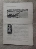 AUX ILES DES ACORES.   Pierre d'Espagnat.    1897.   (voir d�tail)