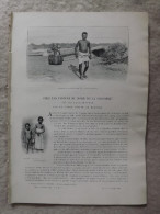 CHEZ LES INDIENS DU NORD DE LA COLOMBIE.  Le Comte Joseph de Brettes.  1890 � 1896.   (voir d�tail)