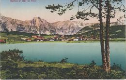 AK Seefeld Bei Innsbruck Scharnitz Leutasch Zirl Reith Mittenwald Auland Telfs Tirol Österreich Austria Photochromie ? - Seefeld