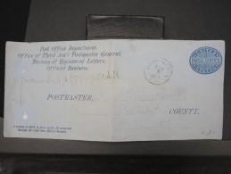 ETATS UNIS -Entier Postal De Washington En  1879   A Voir Rare  ( Légèrement Plié)  Lot P5169