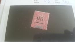 LOT 259336 TIMBRE DE COLONIE MADAGASCAR NEUF*  N�48 VALEUR 10 EUROS DEPART A 1€