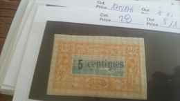 LOT 259356 TIMBRE DE COLONIE SOMALIS  NEUF*  N�28 VALEUR 11 EUROS DEPART A 1€