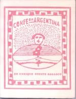 LOS SELLOS EN LA CONFEDERACION ARGENTINA LIBRO ENRIQUE ORESTE ROSASCO ETRAORDINARIO TRABAJO DE INVESTIGACION Y ESTUDIO D - Literatura