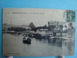 76 - Harfleur - Les Bords De La Lézarde - 1911 - Harfleur