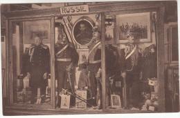 Brussel, Bruxelles Musée Royal De L'armée, Russie Lanciers De Sa Majesté, Cavalerie De La Garde Et état Major  (pk18558) - Musées