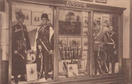 Brussel, Bruxelles Musée Royal De L´armée, Russie Cosaques De Sa Mejesté Et Cosaques Du Kouban (pk18559) - Musées
