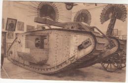 Brussel, Bruxelles Musée Royal De L´armée, Tank Anglais Mark V, 23T (pk18562) - Musées