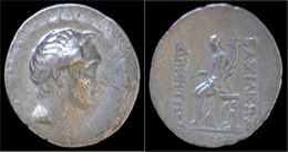 Seleucid Kingdom Demetrios I Soter AR Tetradrachm - Griekenland