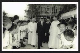 MACAU MACAO (China) - Governador No Colégio Yuet Wah - Chine