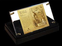 Alderney - Postfris / MNH - Gold Replica Sheet Ian Fleming, James Bond 2014 - Alderney