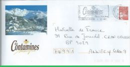 France PAP Geology G�ologie Mountain Montagne Les Contamines