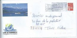 France PAP Geology G�ologie Mountain Montagne Lac d'Annecy