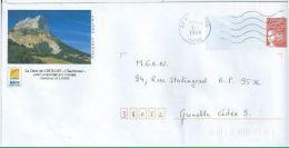 France PAP Geology G�ologie Mountain Montagne La dent de Crolles Chartreuse