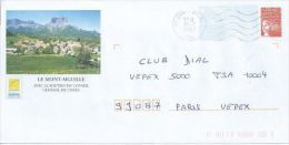 France PAP Geology G�ologie Mountain Montagne Mont Aiguille