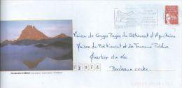 France PAP Geology G�ologie Mountain Montagne Pic du Midi d'Ossau