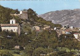 Valgorge 07 - Hameau Chastanet Eglise Et Château - Cachet Valgorge - Autres Communes