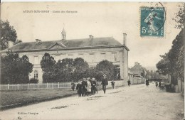 AUNAY SUR ODON - Ecole Des Garçons - France