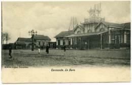 XB.42.  TERMONDE  - La Gare - Dendermonde