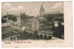 Warneton, L'ancien Pont Sur La Lys (pk20091) - Comines-Warneton - Komen-Waasten
