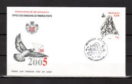 """Enveloppe 1er Jour De 2005 """" NOEL 2005 """" N° YT 2505. Parfait état. FDC - FDC"""