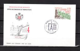 """Enveloppe 1er Jour De 2004 """"  LE SALON DU TIMBRE A PARIS """" N° YT 2450. Parfait état. FDC - FDC"""