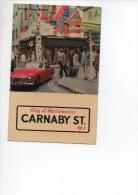 LONDON  , Carnaby  Street - London
