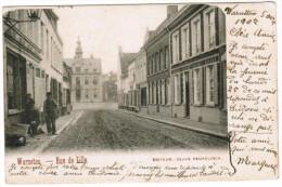 Warneton, Rue De Lille (pk20097) - Comines-Warneton - Komen-Waasten