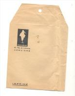 """Enveloppe - Edition """" Marabout """" VERVIERS - Livre. - Invoices & Commercial Documents"""