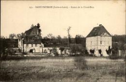 37 - SAINT-PATERNE - Chateau - France
