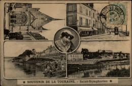 37 - SAINT-SYMPHORIEN - Multi Vues - France