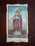 SANTINO NUOVO - SAN LAMBERTUS - Religion &  Esoterik
