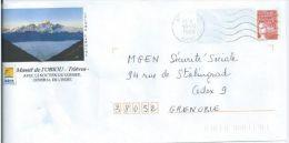 France PAP Geology G�ologie Mountain Montagne Massif de Obiou Tri�ves