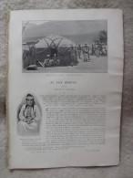 LES DOLOMITES.   Edme Vielliard.     1896.    (voir d�tail)