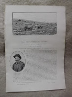 DANS LES CAVERNES DES CAUSSES.  Dixi�me campagne souterraine.    E.-A. Martel.    1897.    (voir d�tail)