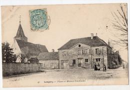 """"""" LONGWY - Place Et Maison Commune """" - Longwy"""