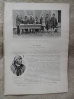 AU CHILI.   M.C. de Cordemoy.    1898.      (voir d�tail)