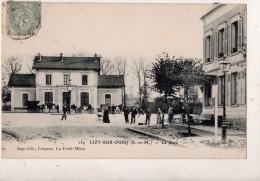 Lizy Sur Ourcq  La Gare - Lizy Sur Ourcq