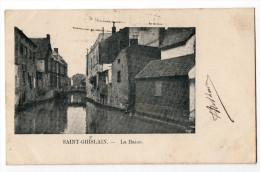 """"""" SAINT GHISLAIN - La Haine """"  1900 - Saint-Ghislain"""