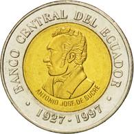 [#36845] Équateur, 100 Sucres, 1997, KM 101 - Equateur