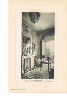 CPA (78) Château De DENNEMONT - Petit Salon - (054) - France