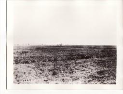 Grande Photo Décembre 1918 VARENNES-EN-ARGONNE (près Clermont-en-Argonne) - Une Vue De La Côte 218 (A104, Ww1, Wk 1) - Frankreich