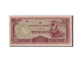 [#306805] Birmanie, 10 Rupees Type 1942-44 Japanese Government - Myanmar