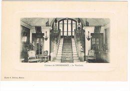 CPA (78) Château De DENNEMONT - Le Vestibule - (056) - Autres Communes