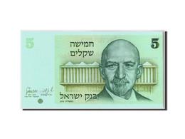[#306836] Israel, 5 Sheqalim Type C. Weizmann - Israel