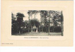 CPA (78) Château De DENNEMONT -  Vue Du Parc - (057) - Autres Communes