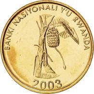 [#36910] Rwanda, République, 10 Francs, 2003, KM 24 - Rwanda