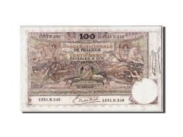 Belgique, 100 Francs Type 1914;1919 - Bankbiljetten