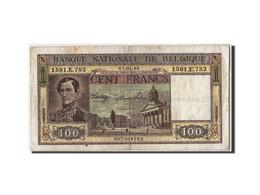 [#306791] Belgique, 100 Francs Type Leopold I - 100 Francs