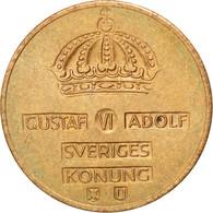 [#36919] Suède, Gustav VI, 2 Öre, 1971, KM 821 - Suède