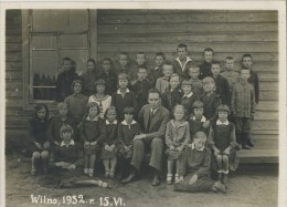 Vilniaus Mokykla 1932 M - Lituanie